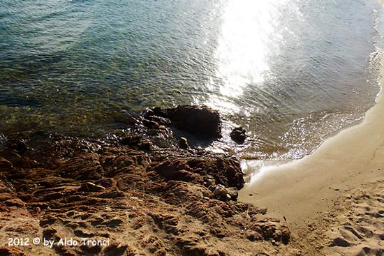 Cala Purgatorio - San teodoro (1100 clic)