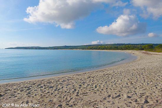 011/13. Lido di Cea conosciuto anche come Spiaggia de Is Scoglius Arrubius - Bari sardo (3226 clic)