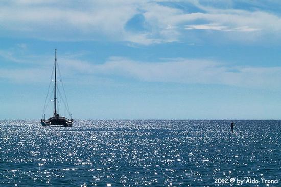 008/13. Lido di Cea conosciuto anche come Spiaggia de Is Scoglius Arrubius - Bari sardo (1469 clic)