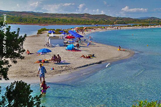 002/13. Spiaggia Lu Impostu - San teodoro (731 clic)