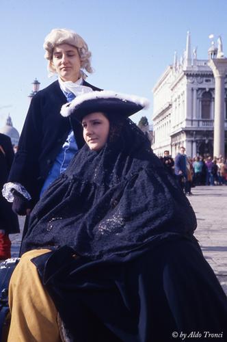 002/30. La magia del Carnevale - Venezia (1926 clic)