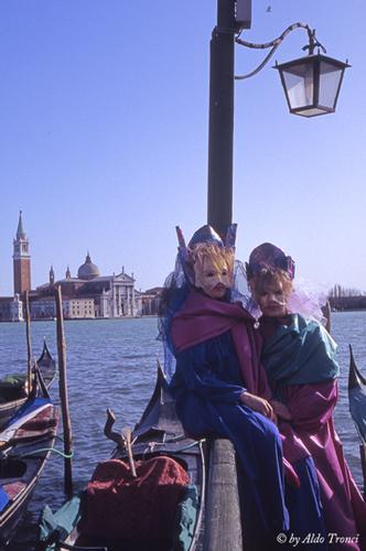 003/30. La magia del Carnevale - Venezia (1776 clic)