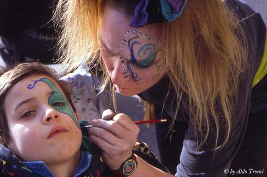 004/30.  La magia del Carnevale - VENEZIA - inserita il 22-Feb-11