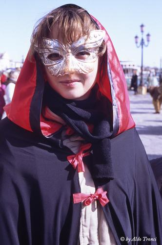 006/30. La magia del Carnevale - Venezia (1960 clic)