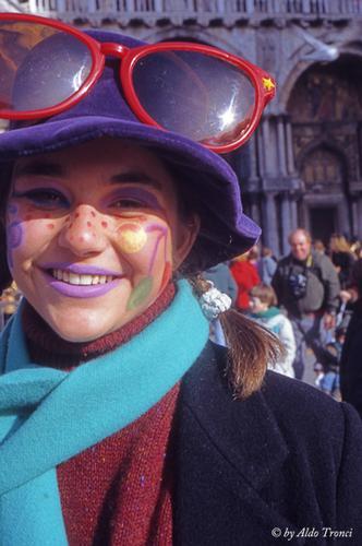 010/30. La magia del Carnevale - Venezia (1903 clic)