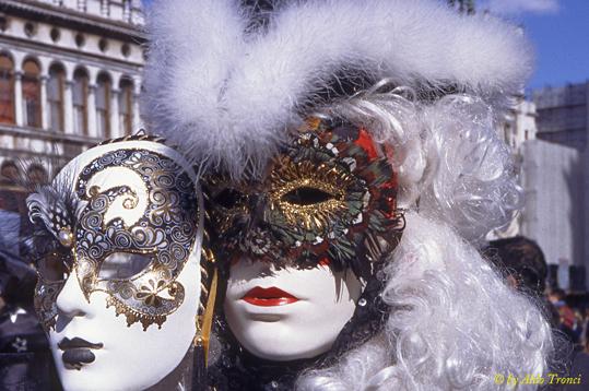 011/30. La magia del Carnevale - Venezia (2204 clic)