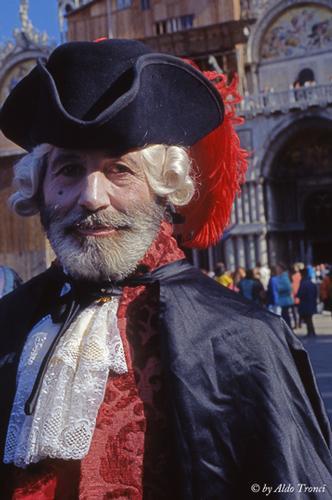 012/30. La magia del Carnevale - Venezia (1825 clic)