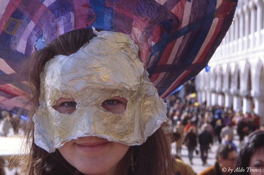 015/30. La magia del Carnevale - Venezia (2105 clic)