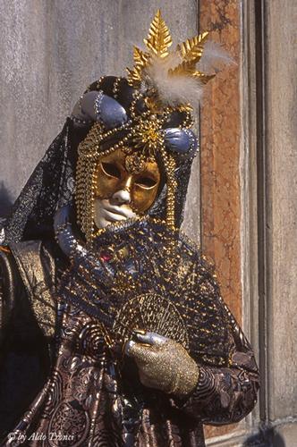 016/30. La magia del Carnevale - Venezia (2083 clic)