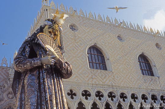 017/30. La magia del Carnevale - Venezia (3193 clic)