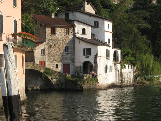Case di pescatori - Lezzeno (2766 clic)