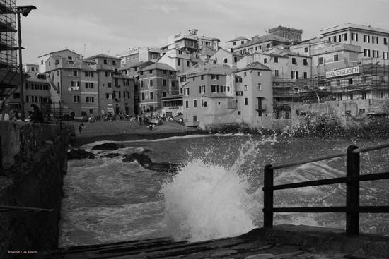 Boccadasse - Genova (1914 clic)