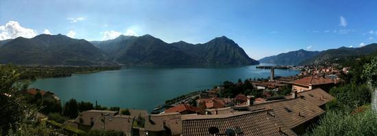 Lago di Iseo - Lovere (3645 clic)