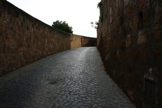 scorcio di  via della lupa  - Tuscania (1754 clic)
