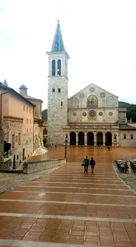 Il Duomo - Spoleto (552 clic)