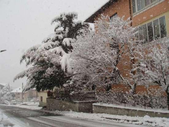Casa mia in inverno - Nus (2279 clic)