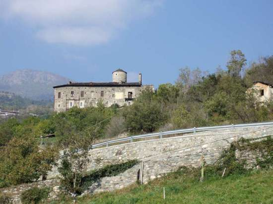 Castello di Nus (3246 clic)