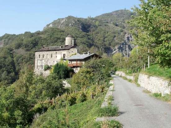 Castello di Nus (4327 clic)