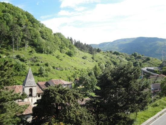 Campanile Chiesa del Soccorso - Tagliacozzo (2424 clic)
