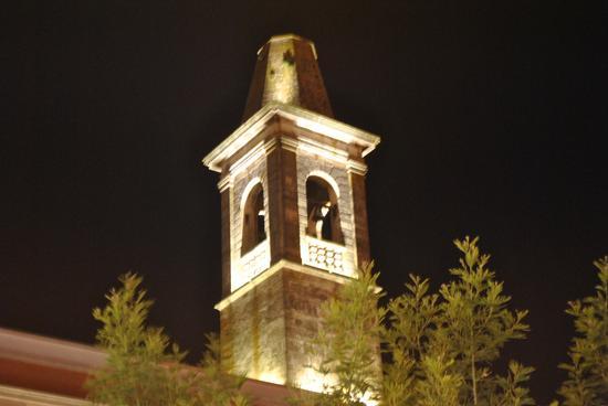 Campanile by night - Noci (2495 clic)