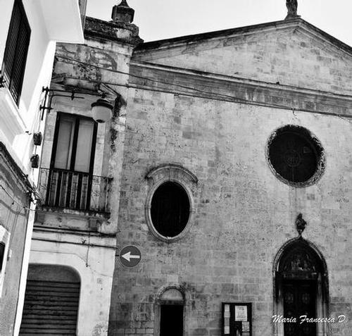 Chiesa Matrice - Noci (2557 clic)