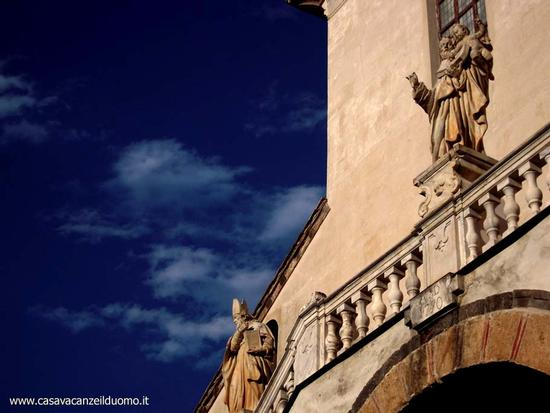 IL Duomo di Salerno - Particolare (3505 clic)