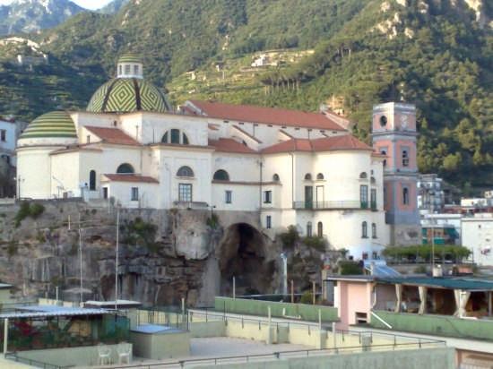 Chiesa di S. Maria a Mare - MAIORI - inserita il 27-Jun-07