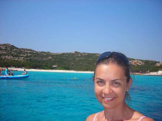 La spiaggia rosa isola di Budelli - La maddalena (5110 clic)