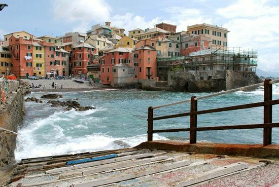 Boccadasse - Genova (2005 clic)