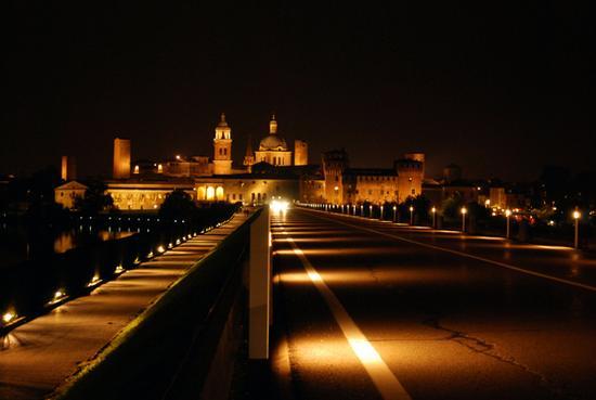 Mantova da Ponte San Giorgio (6936 clic)