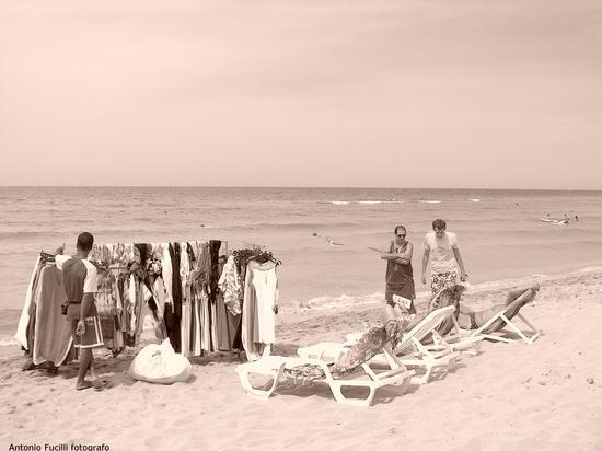 Spiaggia - Ugento (1743 clic)