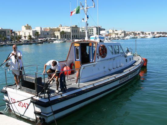 Capitaneria del porto - Molfetta (1480 clic)