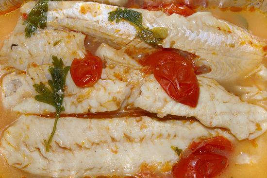filetto di merluzzo in minestra - Ruvo di puglia (1452 clic)