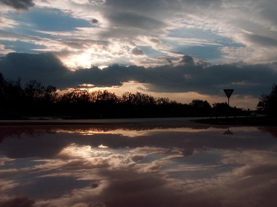 Tramonto paradisiaco - Ruvo di puglia (1869 clic)