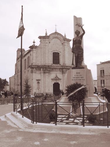 centro storico - Ruvo di puglia (1458 clic)