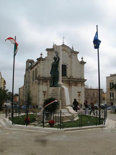 centro storico - Ruvo di puglia (1053 clic)