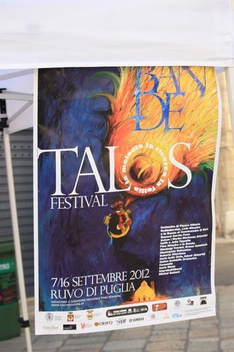 jazz Talos Festival...2012 - Ruvo di puglia (786 clic)