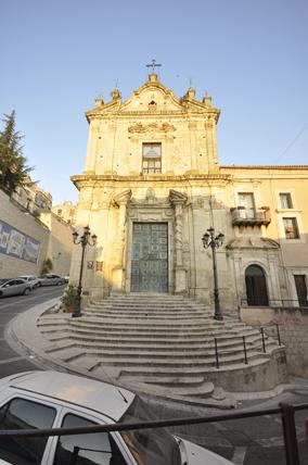 Santuario della Madonna dei Miracoli - Mussomeli (4573 clic)