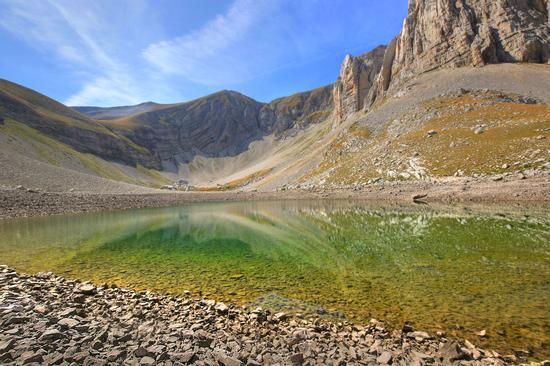 Il Lago di Pilato - Castelluccio (5294 clic)