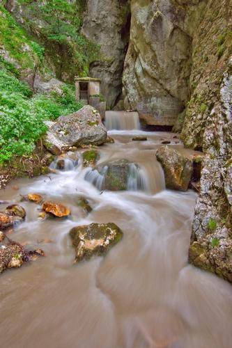 Gola dell'Infernaccio - Monti sibillini (2889 clic)