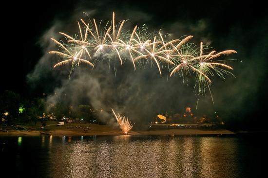 I Fuochi del 9 Agosto 2011 - Fiastra (3337 clic)