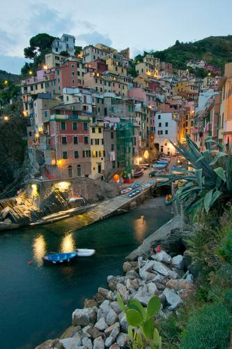 Liguria - La Spezia - Riomaggiore (726 clic)
