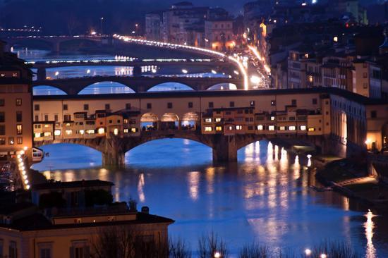 Ponte Vecchio - Firenze (6216 clic)