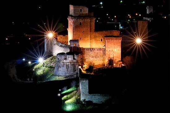 Rocca Maggiore Assisi (6327 clic)
