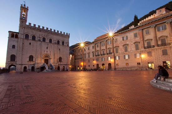 Umbria - Perugia -  Gubbio (1312 clic)