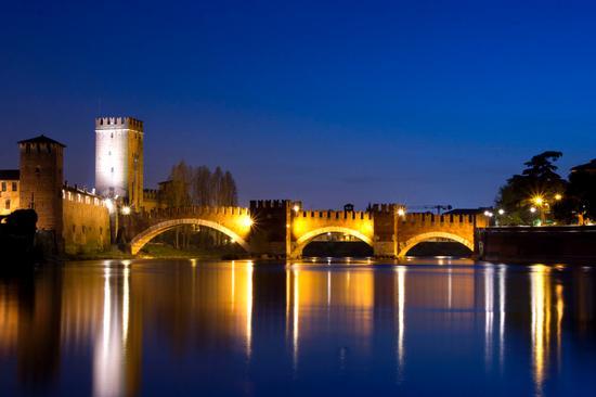 Ponte Scaligero (2780 clic)