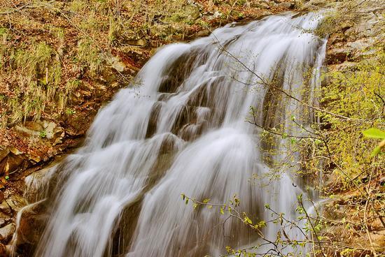 Cascata delle Sette Fonti - Cortino (3063 clic)