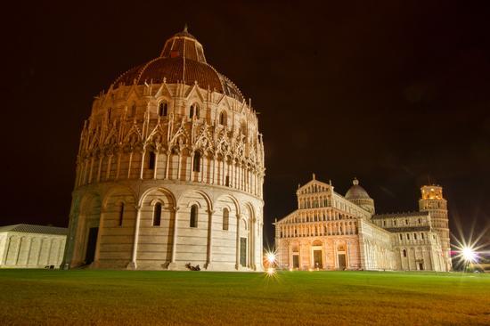 Piazza dei Miracoli - Pisa- | PISA | Fotografia di Mauro Flamini