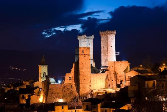 Il Castello di Pacentro | PACENTRO | Fotografia di Mauro Flamini