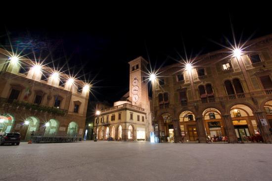 Piazza della Repubblica - Tolentino - (5641 clic)